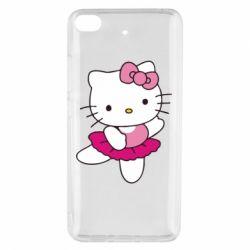 Чехол для Xiaomi Mi 5s Kitty балярина