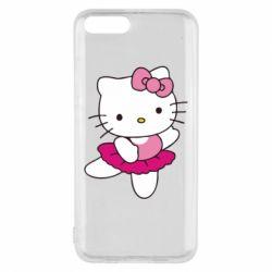 Чехол для Xiaomi Mi6 Kitty балярина