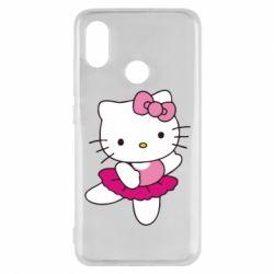 Чехол для Xiaomi Mi8 Kitty балярина