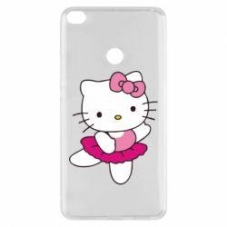 Чехол для Xiaomi Mi Max 2 Kitty балярина