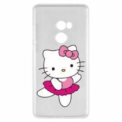 Чехол для Xiaomi Mi Mix 2 Kitty балярина