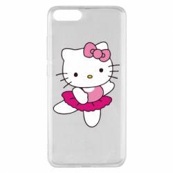 Чехол для Xiaomi Mi Note 3 Kitty балярина