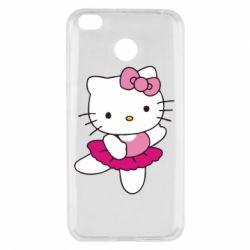 Чехол для Xiaomi Redmi 4x Kitty балярина