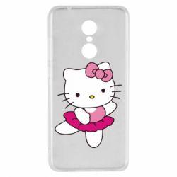 Чехол для Xiaomi Redmi 5 Kitty балярина