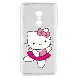 Чехол для Xiaomi Redmi Note 4 Kitty балярина