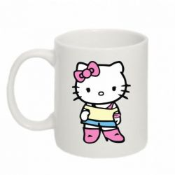 Кружка 320ml Kitty модна