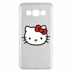 Чехол для Samsung A3 2015 Kitty