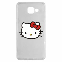 Чехол для Samsung A5 2016 Kitty