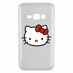 Чехол для Samsung J1 2016 Kitty