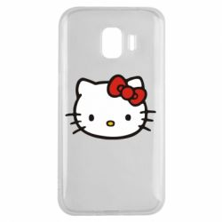 Чехол для Samsung J2 2018 Kitty