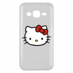 Чехол для Samsung J2 2015 Kitty