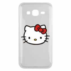 Чехол для Samsung J5 2015 Kitty
