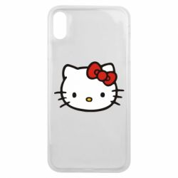 Чехол для iPhone Xs Max Kitty