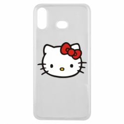 Чехол для Samsung A6s Kitty