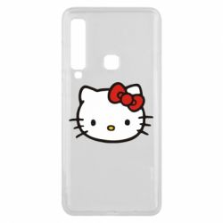 Чехол для Samsung A9 2018 Kitty