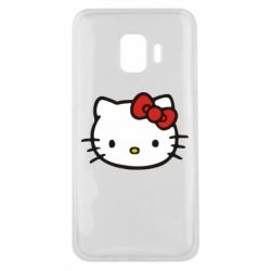 Чехол для Samsung J2 Core Kitty