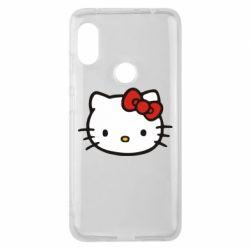 Чехол для Xiaomi Redmi Note 6 Pro Kitty
