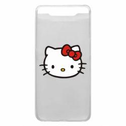 Чехол для Samsung A80 Kitty