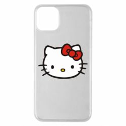 Чехол для iPhone 11 Pro Max Kitty