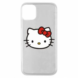 Чехол для iPhone 11 Pro Kitty
