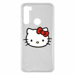 Чохол для Xiaomi Redmi Note 8 Kitty