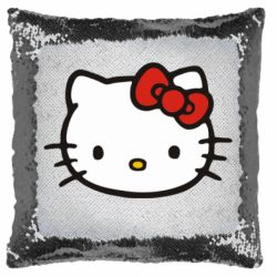 Подушка-хамелеон Kitty