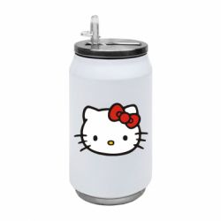 Термобанка 350ml Kitty
