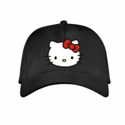Детская кепка Kitty - FatLine