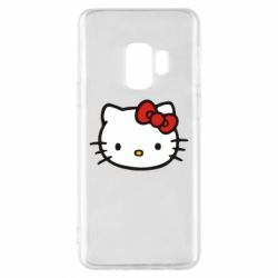 Чехол для Samsung S9 Kitty