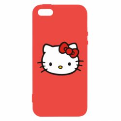 Чехол для iPhone5/5S/SE Kitty