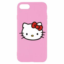 Чехол для iPhone 7 Kitty