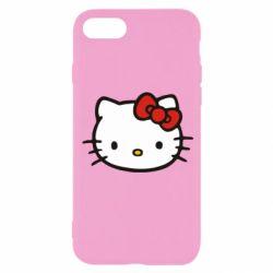 Чехол для iPhone 8 Kitty