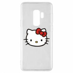 Чехол для Samsung S9+ Kitty