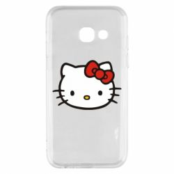 Чехол для Samsung A3 2017 Kitty