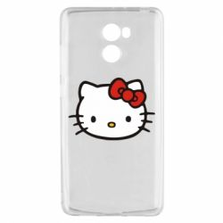 Чохол для Xiaomi Redmi 4 Kitty