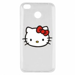 Чохол для Xiaomi Redmi 4x Kitty