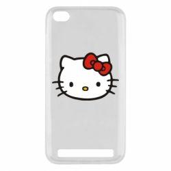 Чохол для Xiaomi Redmi 5a Kitty