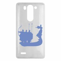 Чехол для LG G3 mini/G3s Кий,Щек,Хорив - FatLine