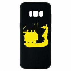 Чехол для Samsung S8 Кий,Щек,Хорив - FatLine