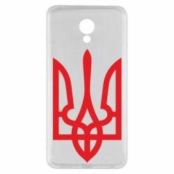Чехол для Meizu M5 Note Класичний герб України - FatLine
