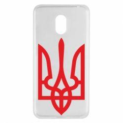Чехол для Meizu M6 Класичний герб України - FatLine