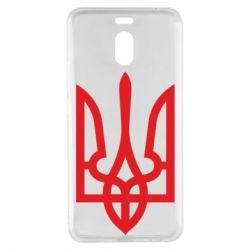 Чехол для Meizu M6 Note Класичний герб України - FatLine