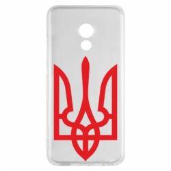 Чехол для Meizu Pro 6 Класичний герб України - FatLine