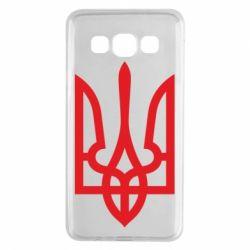 Чохол для Samsung A3 2015 Класичний герб України
