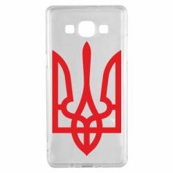 Чехол для Samsung A5 2015 Класичний герб України