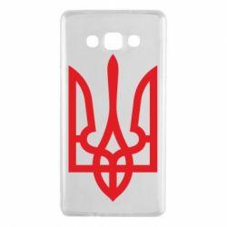 Чехол для Samsung A7 2015 Класичний герб України