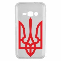 Чехол для Samsung J1 2016 Класичний герб України