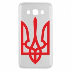 Чохол для Samsung J5 2016 Класичний герб України