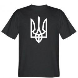 Мужская футболка Класичний герб України - FatLine