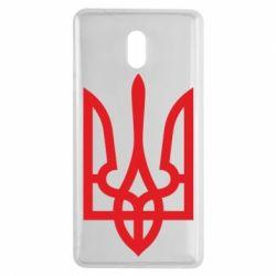 Чехол для Nokia 3 Класичний герб України - FatLine